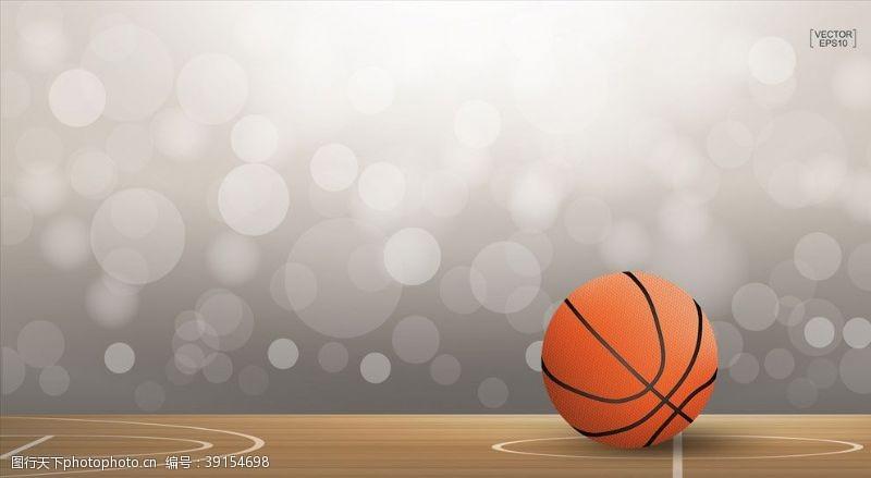 球赛 蓝球背景图片
