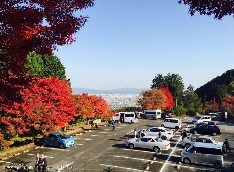 富士山 岚山图片