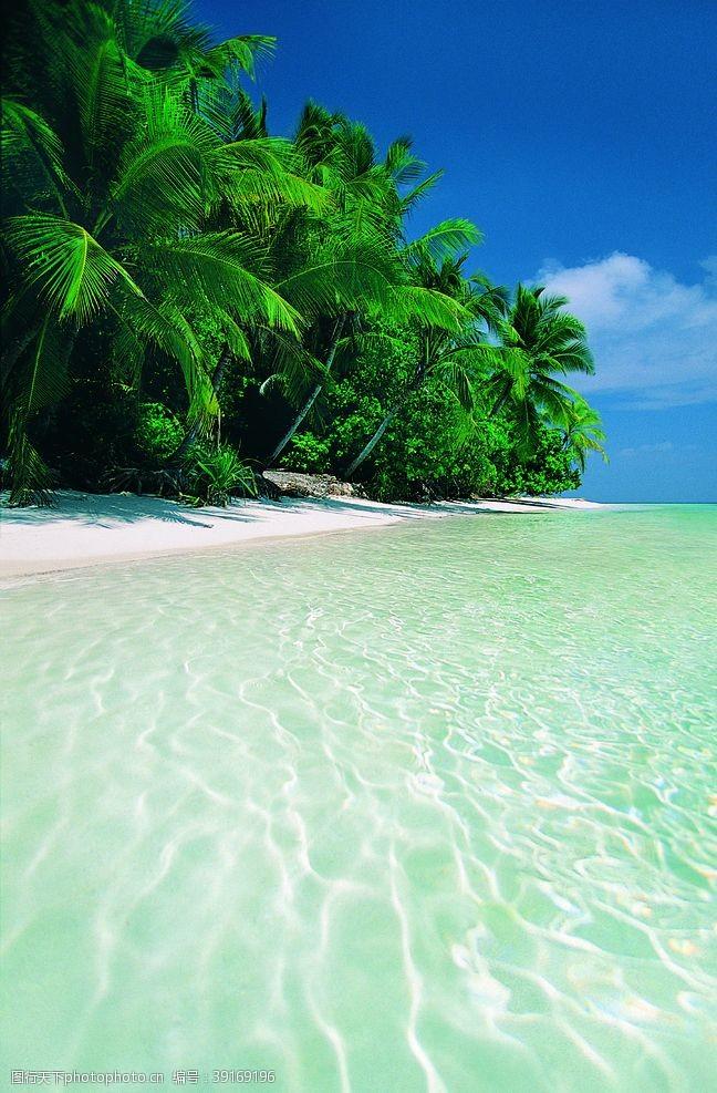 美丽风景 美丽的海边风景图片