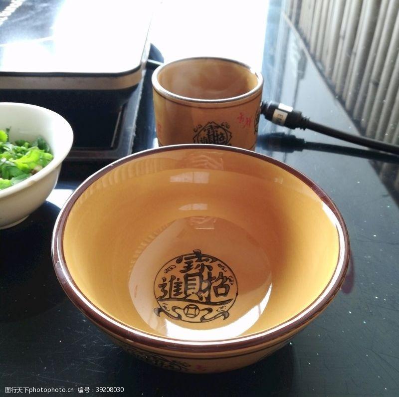 陶瓷碗 陶瓷餐具图片