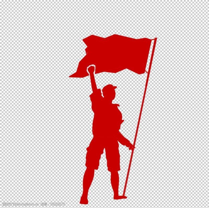 国庆节素材 抗日战争图片