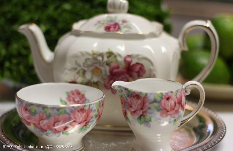 铁观音茶杯茶具茶茶道茶文化图片