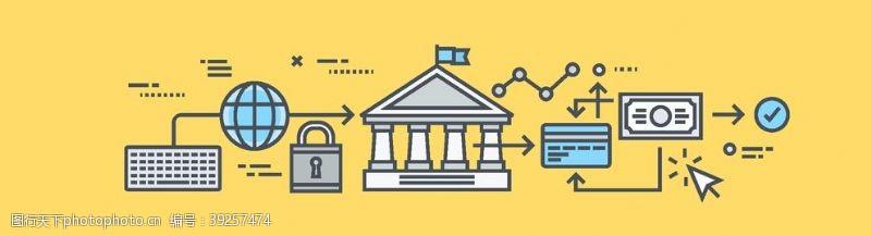 银行卡流程图图片