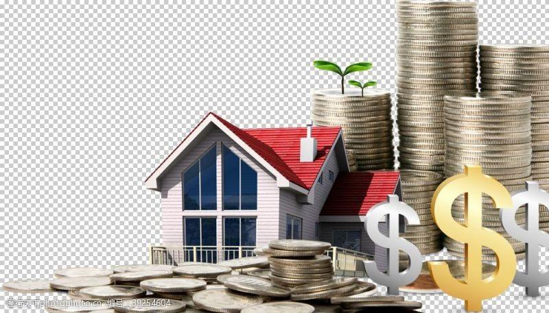 收益投资金融素材png图片