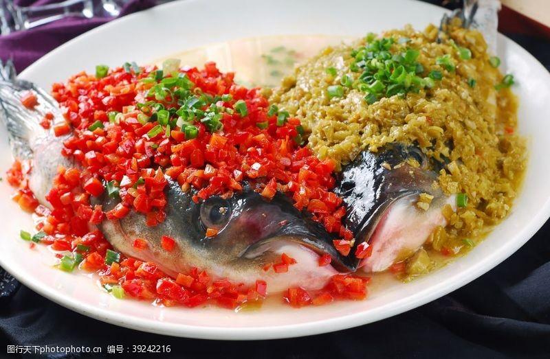 黑龙滩深水大鱼头图片