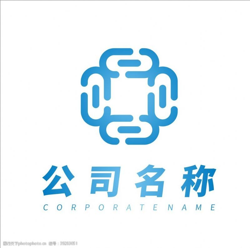 建筑公司互联网公司logo设计图片