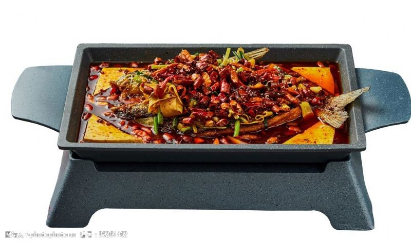 香辣烤鱼烤鱼图片