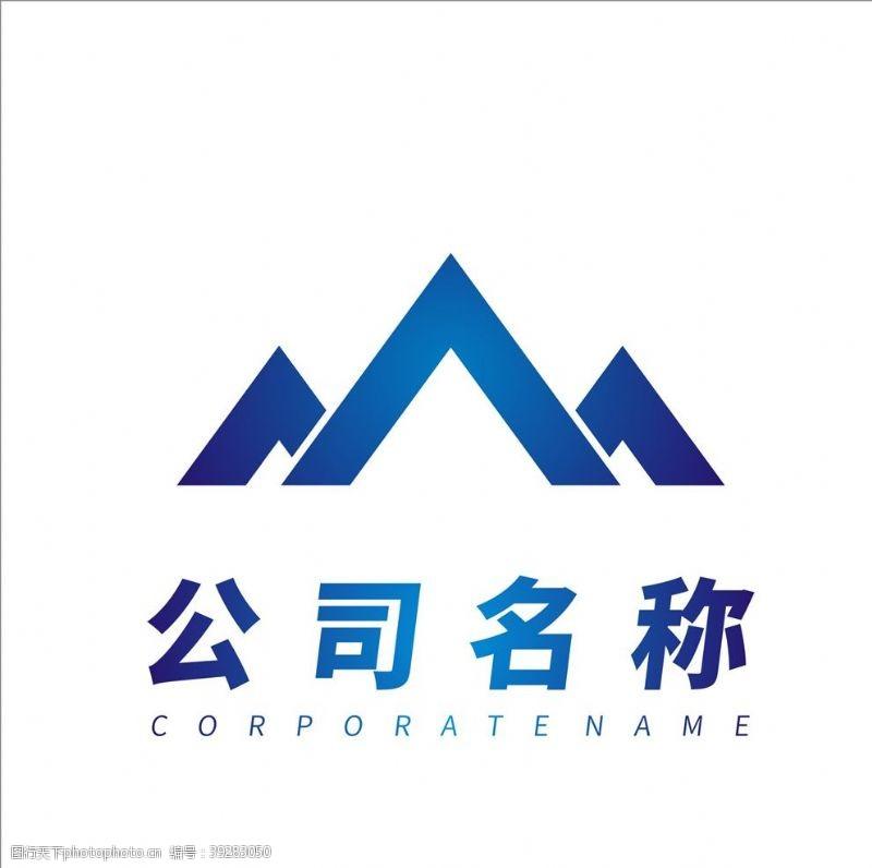 建筑公司logo设计图片