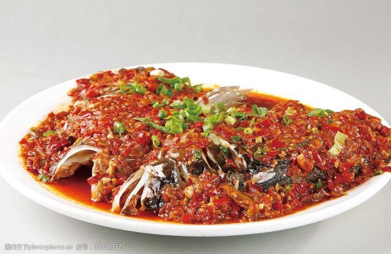 开胃大鱼头图片