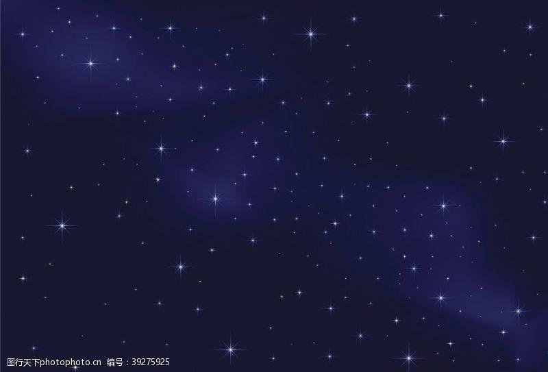 星空海报星空图片