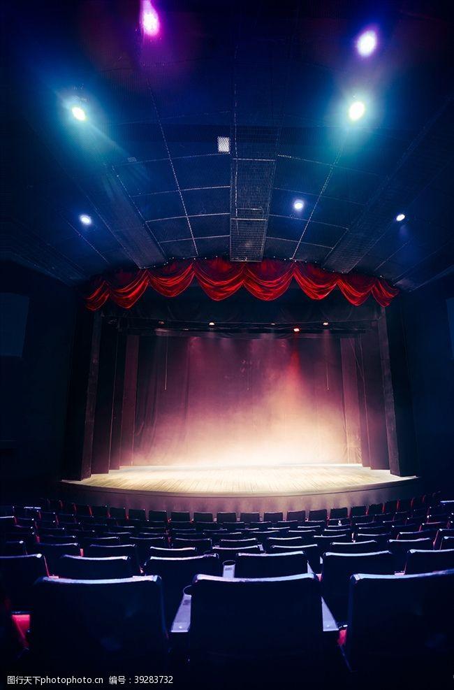 商务人物科技运动大剧院图片