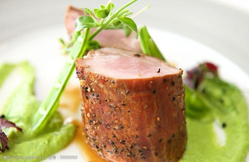 荤菜腊肉肉图片