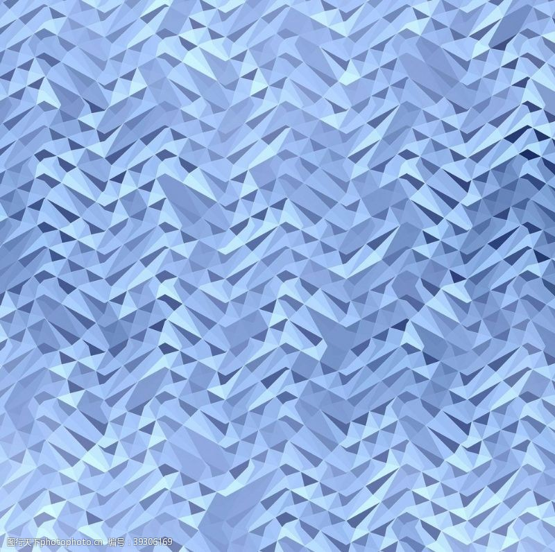 产品展示背景三角抽象背景图片