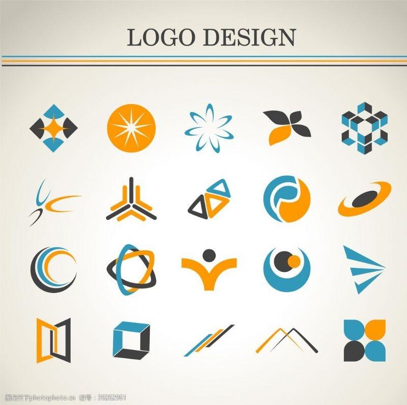 企业商标图标LOGO标志图片