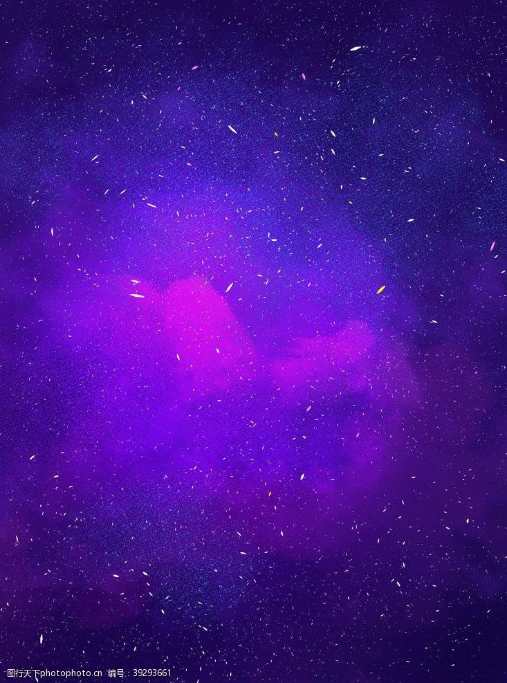舞台背景图紫色背景图片