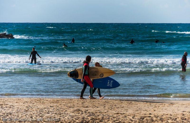 冲浪者图片