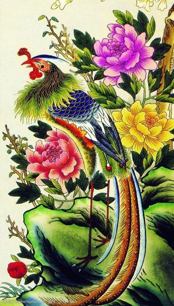 慈母刺绣素材图片