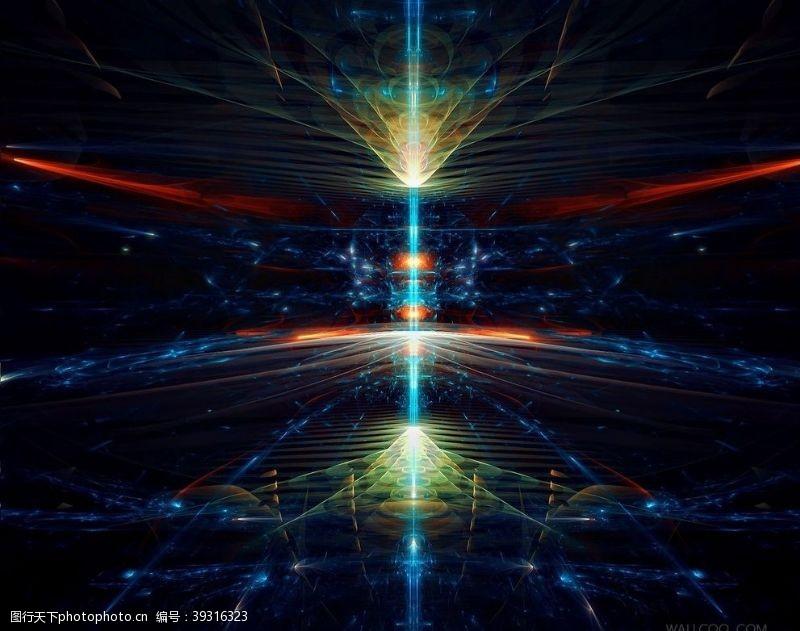 光线背景光影炫酷场景素材图图片