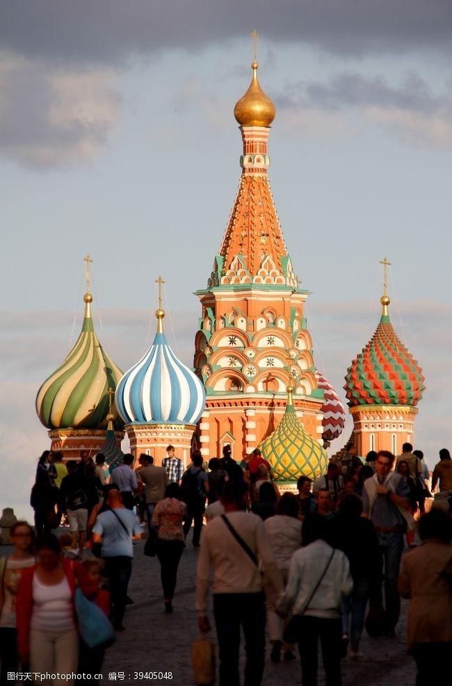 出国旅游红场图片