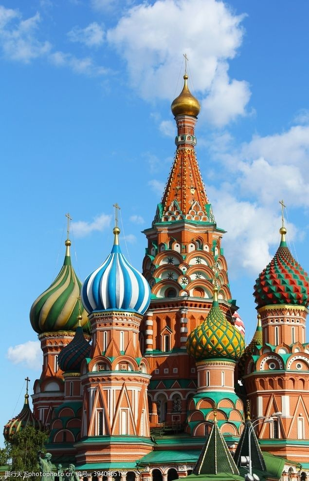 俄国红场图片
