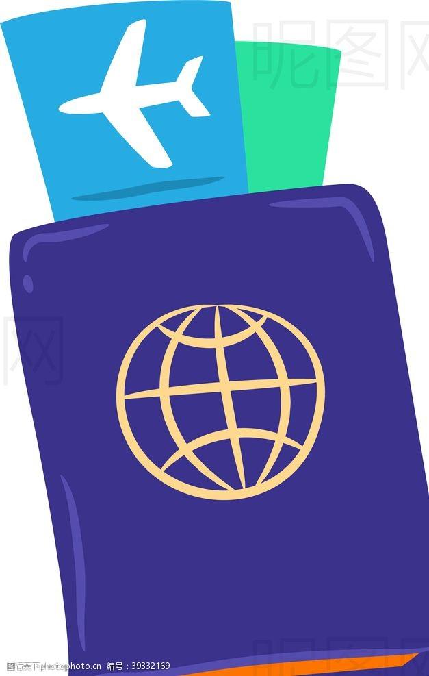 充电宝护照图片