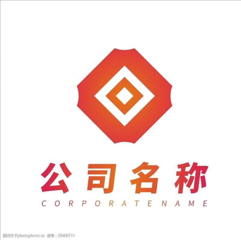 建筑公司简约商务公司logo图片