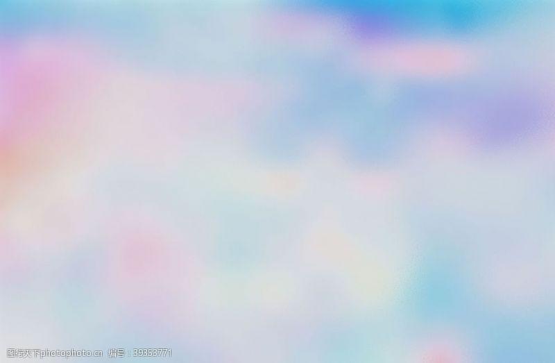 色彩感彩云素材图片