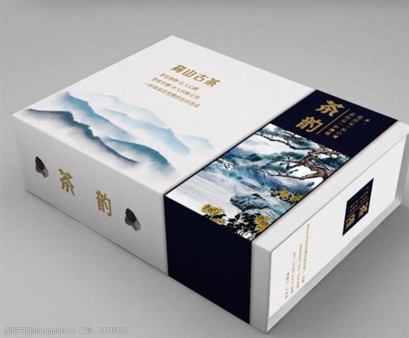 茶礼茶叶包装图片