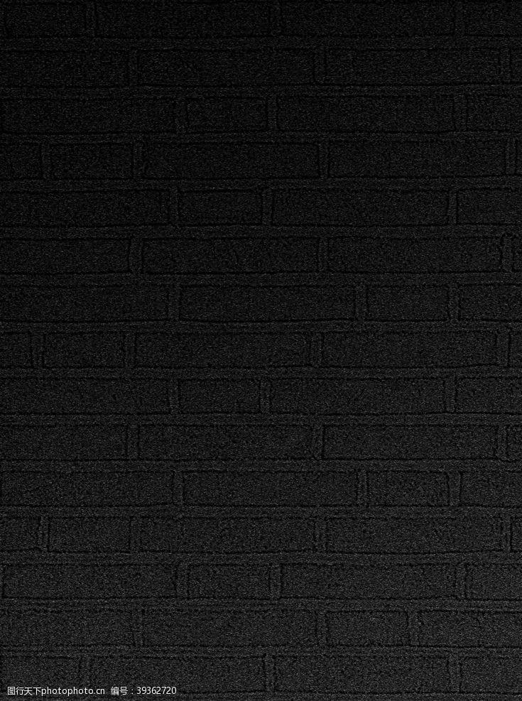 黑色背景黑色炫酷纹理质感图片