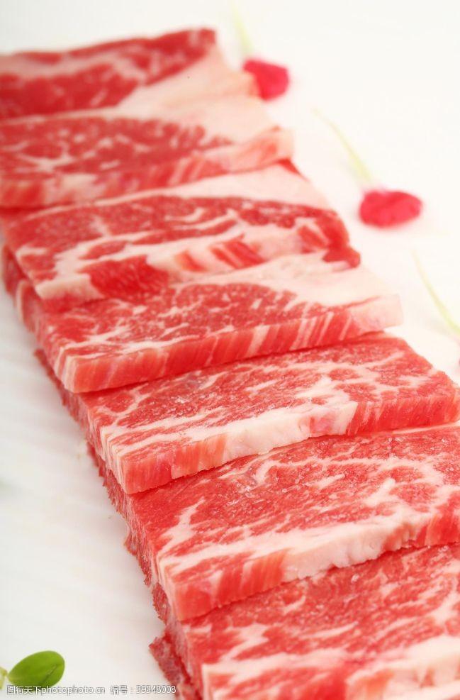 菜系極品牛肉極品肥?;疱亪D片