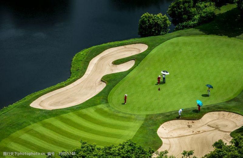 球场高尔夫图片
