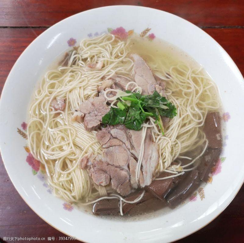 苏式苏州羊肉面图片