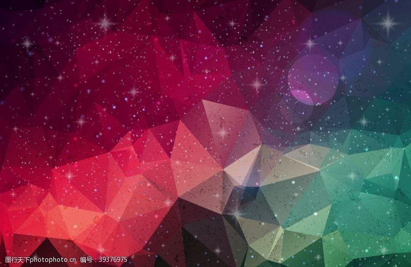 流线彩色艺术背图片