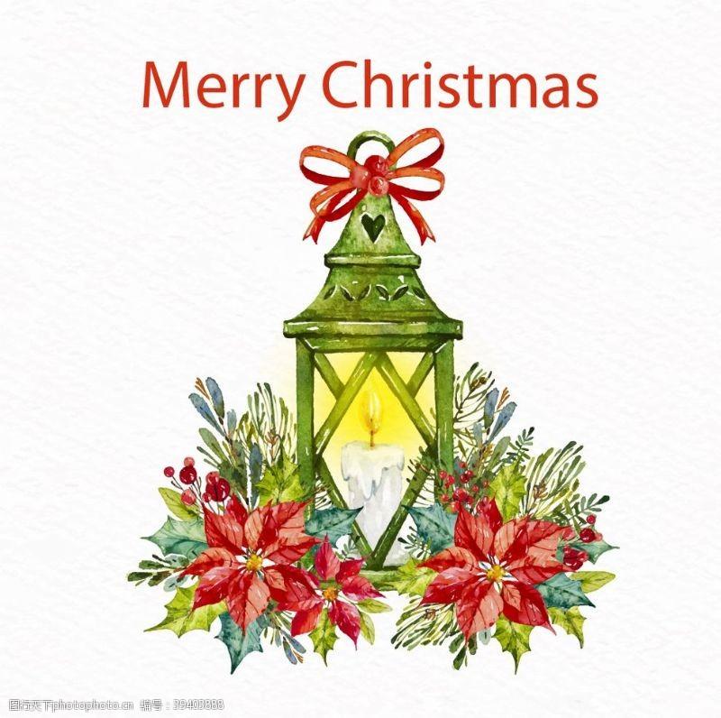 嘉年华圣诞蜡烛图片