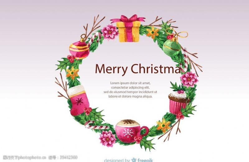 嘉年华圣诞礼物图片