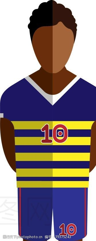 球员足球运动员图片