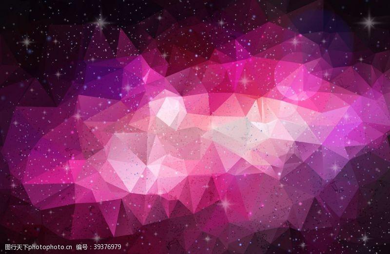 流线彩色艺术背景图片