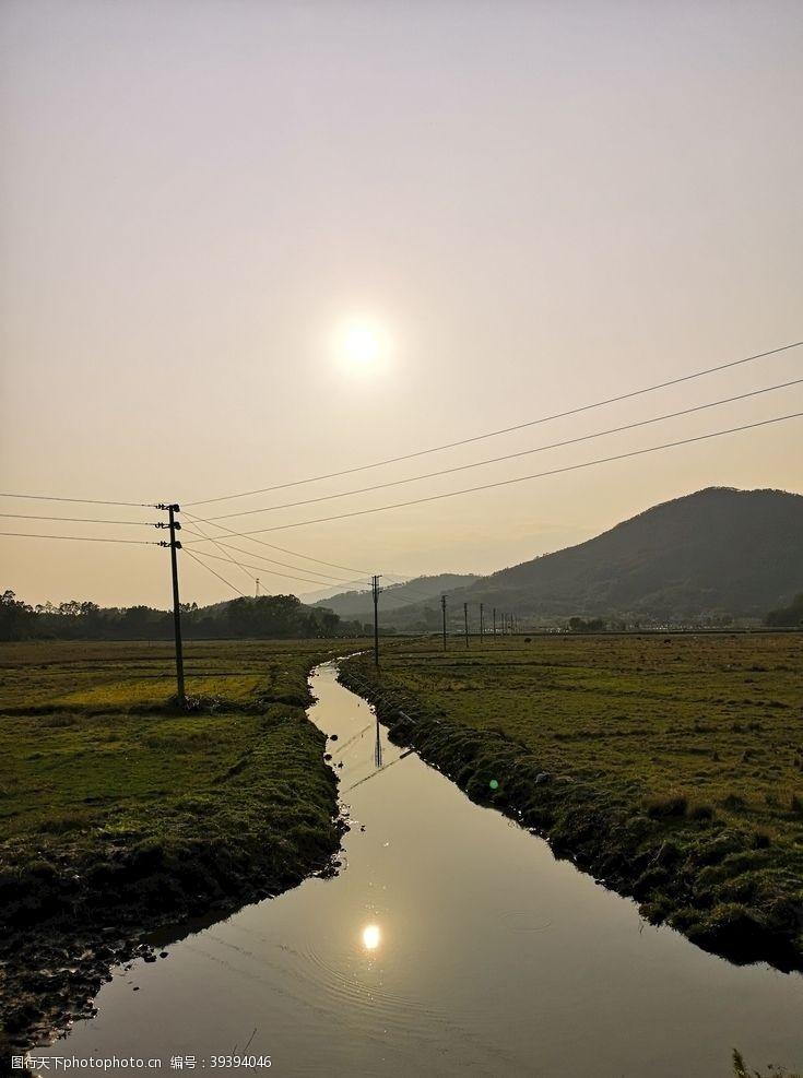 日落落日图片