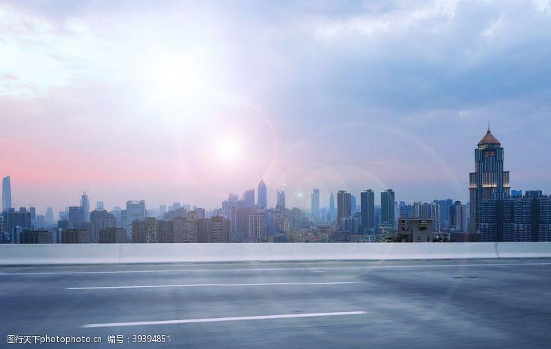 高楼大厦城市图片