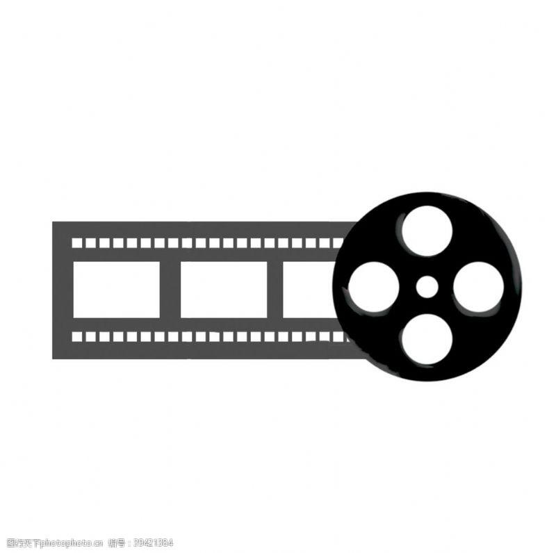 风景漫画电商电影胶卷图片