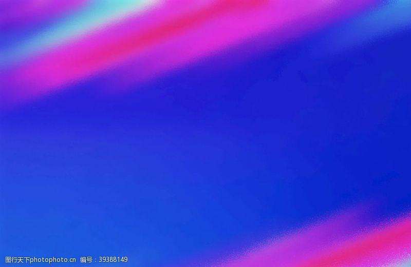 蓝色背景蓝蓝色潮流抽象图片