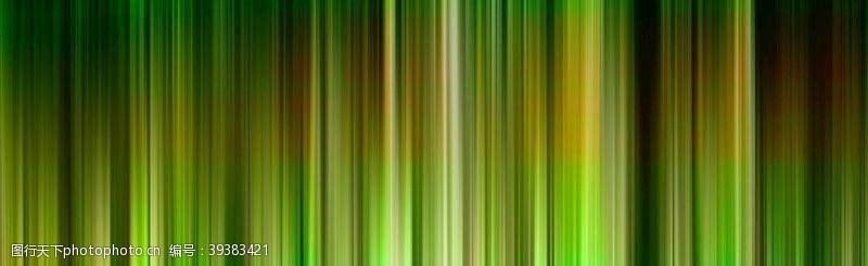 动感线条绿色线条背景图片