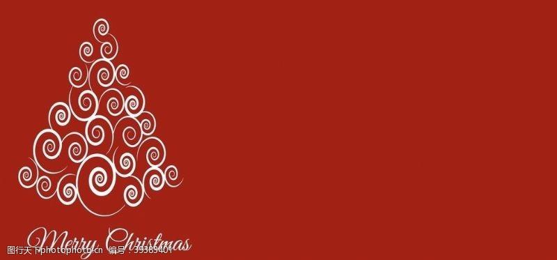 包装设计圣诞树背景图片