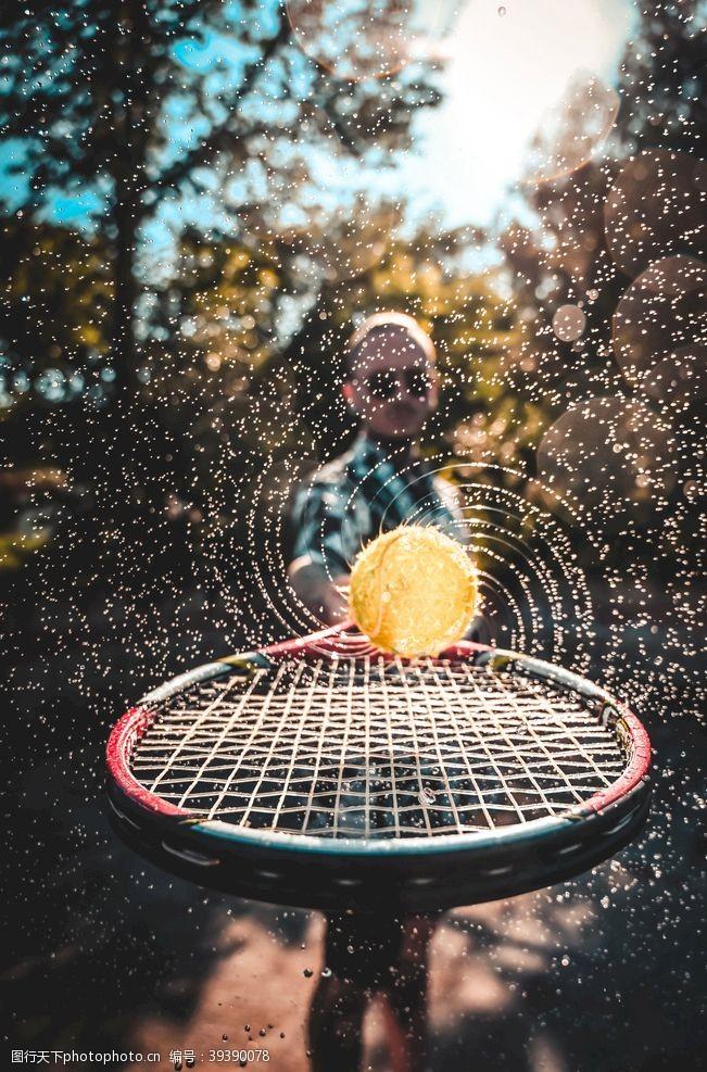 人物图库网球图片