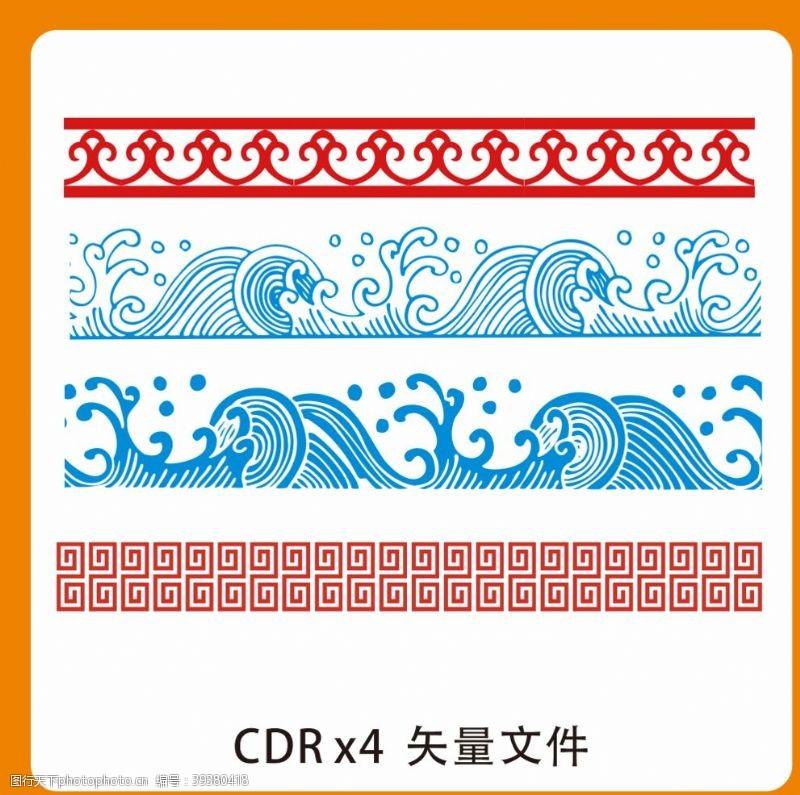 怀旧中国风边框图片