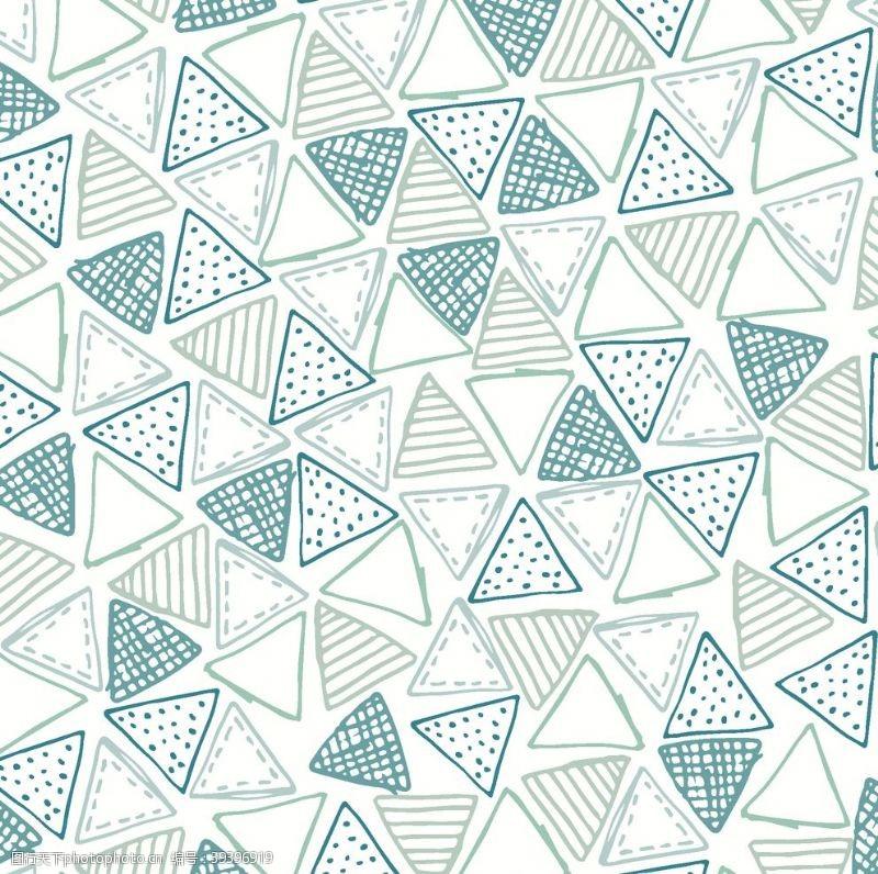 几何装饰画图片