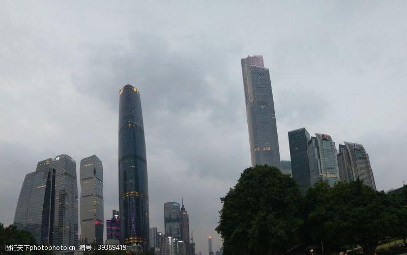高楼大厦广州图片