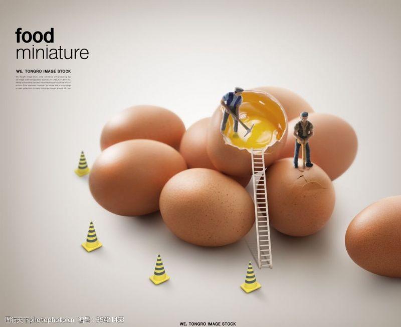 鸡蛋海报鸡蛋广告海报图片