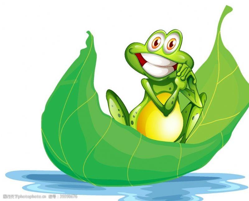 卡通设计卡通青蛙图片