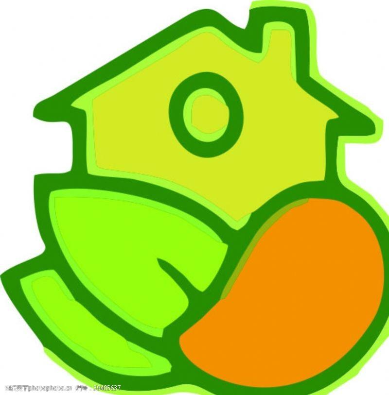 水果logologo房子蔬菜水果图片